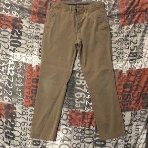 Mean khaki pants